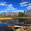 """"""" Spring Fever on the Manitowish River Boulder Junction Wisconsin """""""