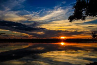 All of a Sudden Sunset