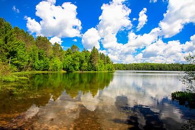 Calm Summertime Reflections