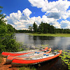 Boulder Junction Wisconsin Cover Photo 2014 Visitor Guide