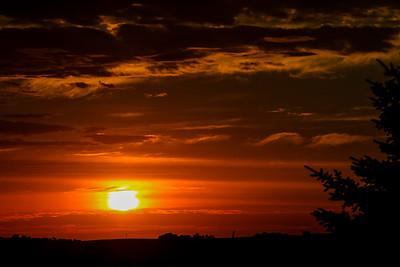 Sunrises are so Beautiful  1