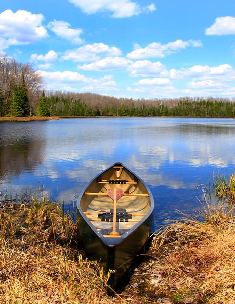 A Springtime Canoe Adventure  2