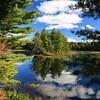 """""""Summer Beauty at Spirit Island""""- Manitowish River"""