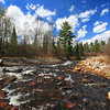 """ Manitowish River Boulder Junction Wisconsin  """