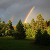 Backyard Rainbows
