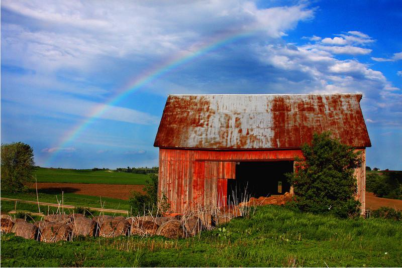 """Somewhere Under the Rainbow"""