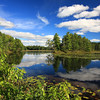 """Heavenly Summer on the Manitowish River's at Spirit Island"""