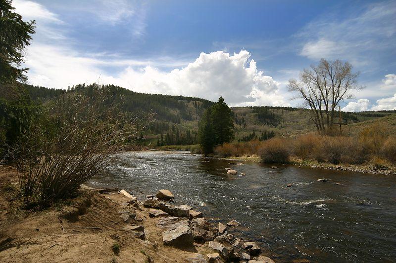 Blue River Silverthorne, CO