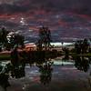 Sun City sunset 7-30-17_V9A3091-Pano