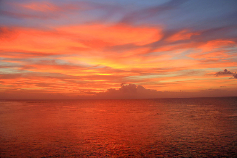 Cozumel Sunset 2011