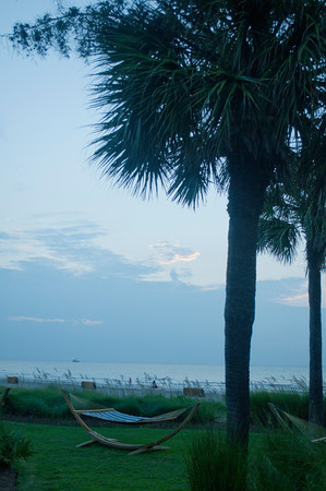 Hilton Head Hammock Sunrise 1
