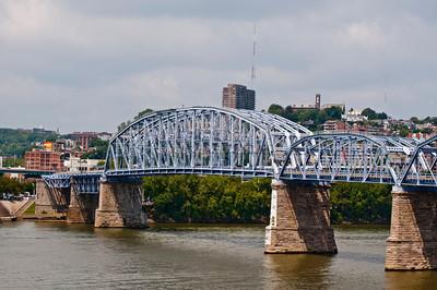 Cincinnati Covington Bridge