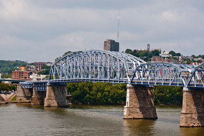 Cincinnati Covington Bridge