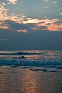Hilton Head Surf Sunrise