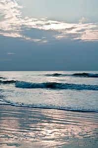 Hilton Head Surf Sunrise 1