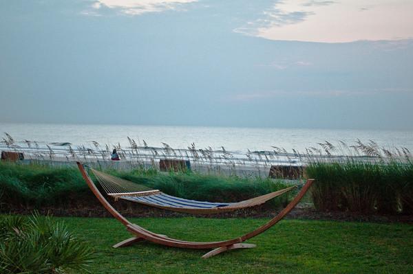 Hilton Head Hammock Sunrise