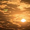 Sunrise<br /> Amboseli National Park, Kenya