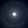 Moon bow<br /> Williamsburg, Virginia, USA