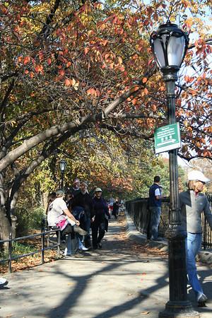 Sunday in Central Park - November 8, 2009