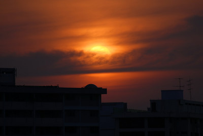 Sunrise - 30th September 2007