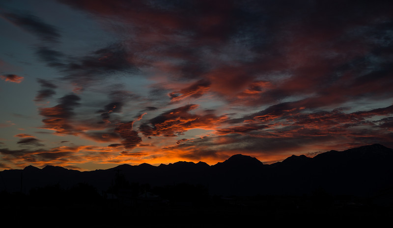 Sunrise June 11  2013