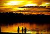 Bush Lake after Baptism