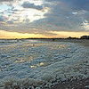 Sunrise on Tybee Island's North Beach