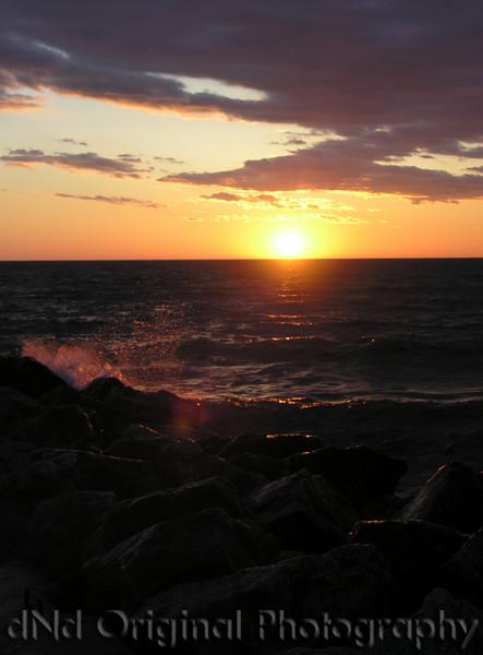 2006 Mich Trip 063 - Sunset