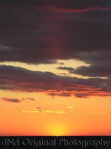 2006 Mich Trip 082 - Sunset