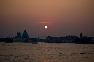 Venitian Sunset second perspective