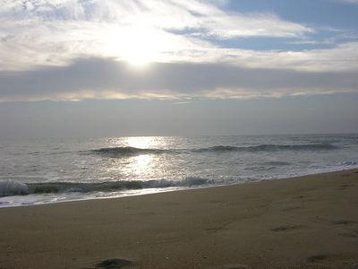 Deep Calm at Sunrise