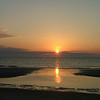 Sunrise on Tybee Island's South Beach
