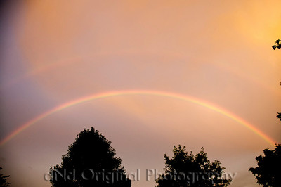 03 Rainbow & Sunset Aug 2010