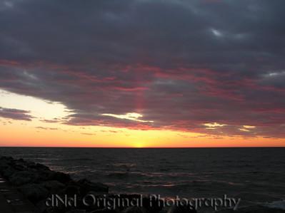 2006 Mich Trip 085 - Sunset