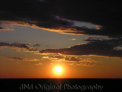 2006 Mich Trip 051 - Sunset