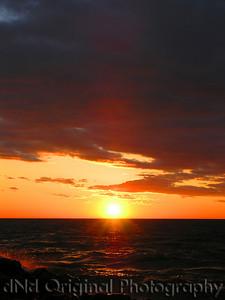 2006 Mich Trip 053 - Sunset