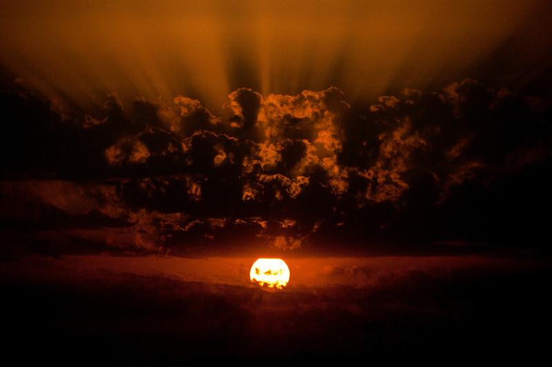 Sunset (Motta S. Anastasia Sicily, Italy)