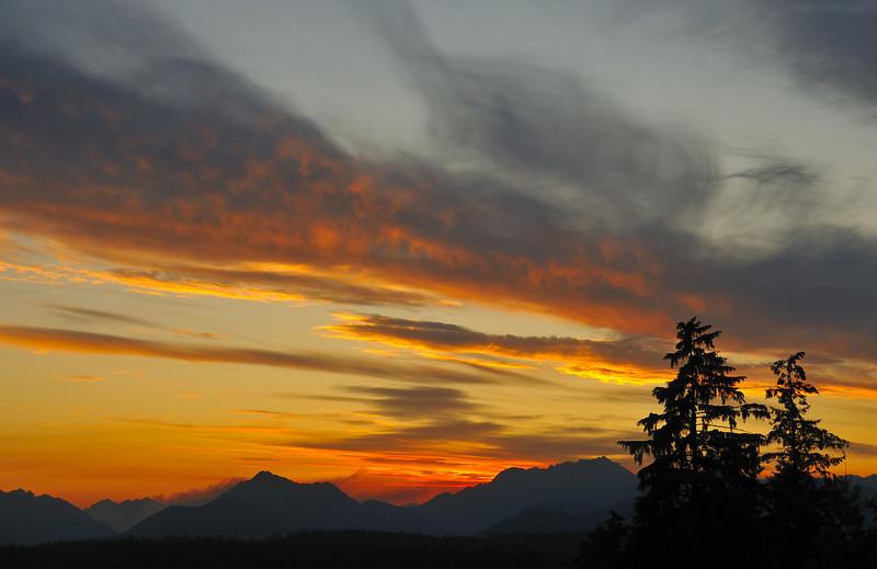 Olympic Mountains, Wa