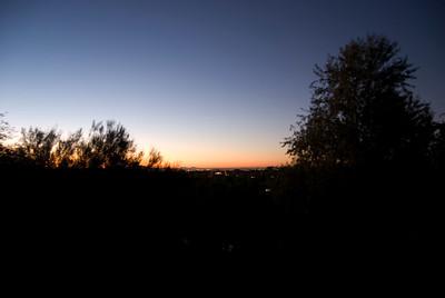 Sunrise in Phoenix