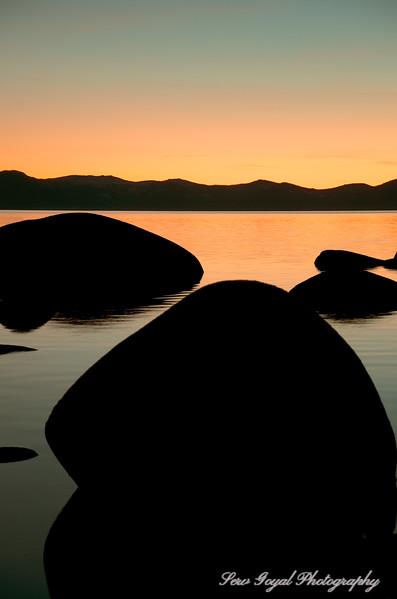 Rocks and Ridges