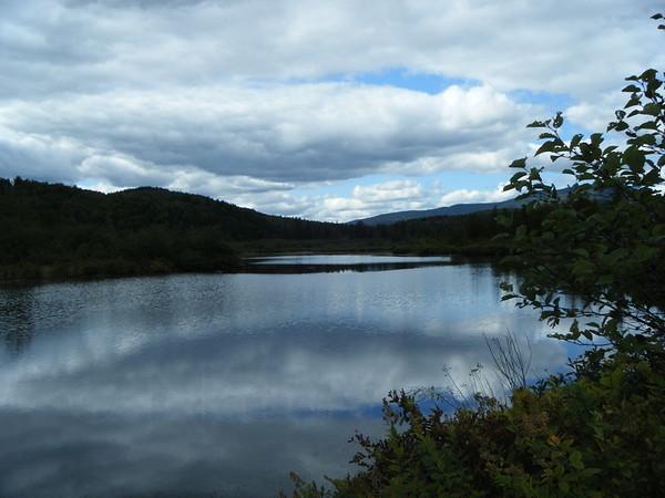 Aziscohos Lake Maine