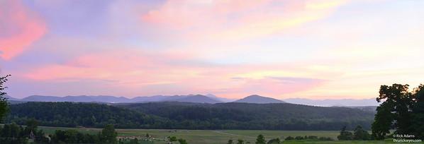 Sunset Panorama 3