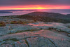 "<h2>Sunrise on Cadillac Mountain</h2><h3>Acadia National Park</h3>Sunrise on the top of Cadillac Mountian in Acadia National Park, Maine.  The interesting thing about this mountain is that it is the first place the sun hits on the Continetal US.<br>Check out my other New England pictures <a href=""http://catchlightpictures.smugmug.com/gallery/3664185_9QXUi"">here</a>"