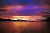 <h2>Sunset in Alaska</h2>We took a trip to Alaska.  This was in the inside passage area.