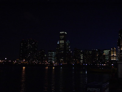 Chicago Nightime