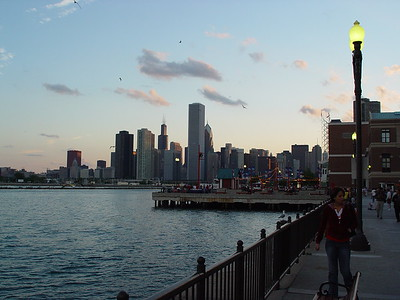 Chicago on the Pier
