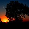 Sunset, Ritter Butte, Oregon