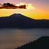 Sunrise, Mount Scott, Crater Lake, Oregon