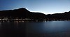 Arriving in Ketchikan, Alaska near daybreak