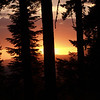 Sunset Jefferson Wilderness,<br /> Oregon